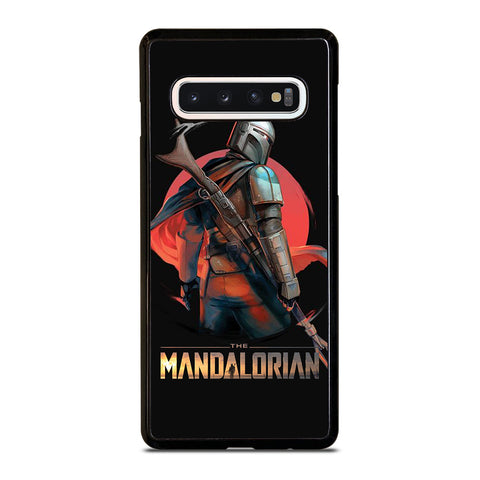 STAR WARS THE MANDALORIAN ART  Samsung Galaxy S10 Case Cover