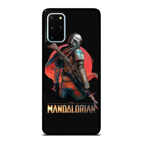 STAR WARS THE MANDALORIAN ART  Samsung Galaxy S20 Plus Case Cover