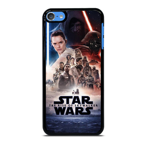 STAR WARS THE RISE OF SKYWALKER MOVIE iPod Touch 7 Case