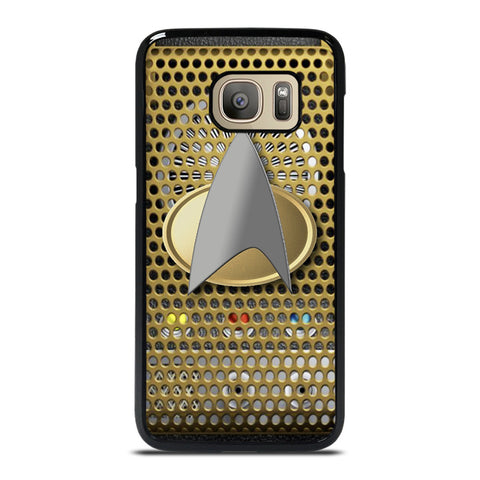 STAR TREK COMMUNICATOR SYMBOL Samsung Galaxy S7 Case Cover