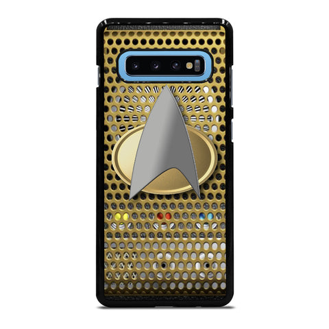 STAR TREK COMMUNICATOR SYMBOL Samsung Galaxy S10 Plus Case Cover