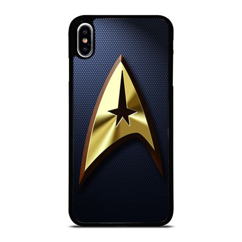 STAR TREK EMBLEM iPhone XS Max Case Cover