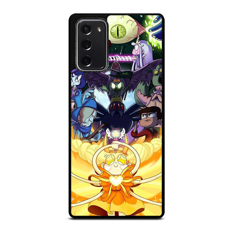 STAR vs THE FORCES OF EVIL Samsung Galaxy Note 20 Case Cover