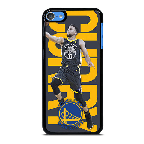 STEPHEN CURRY GOLDEN STATE WARRIORS NBA 2 iPod Touch 7 Case
