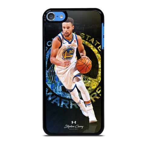 STEPHEN CURRY GOLDEN STATE WARRIORS-ipod-touch-7-case