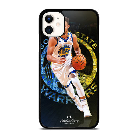 STEPHEN CURRY GOLDEN STATE WARRIORS iPhone 11 Case Cover