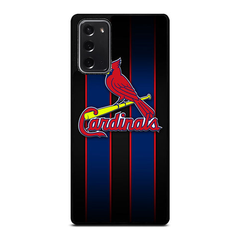 ST LOUIS CARDINALS BASEBALL MLB Samsung Galaxy Note 20 Case Cover