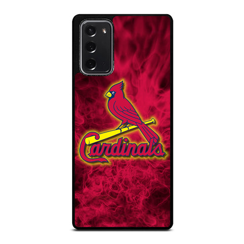 ST LOUIS CARDINALS MLB LOGO Samsung Galaxy Note 20 Case Cover