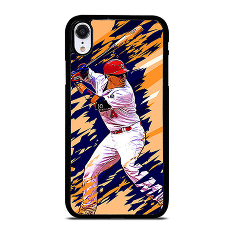 ST LOUIS CARDINALS YADIER MOLINA iPhone XR Case Cover