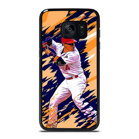 ST LOUIS CARDINALS YADIER MOLINA Samsung Galaxy S7 Edge Case Cover