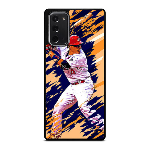 ST LOUIS CARDINALS YADIER MOLINA Samsung Galaxy Note 20 Case Cover