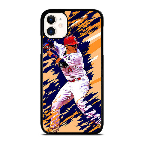 ST LOUIS CARDINALS YADIER MOLINA iPhone 11 Case Cover
