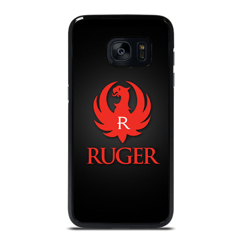 STURM RUGER FIREARM SYMBOL Samsung Galaxy S7 Edge Case Cover