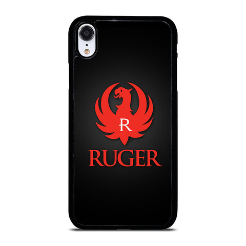 STURM RUGER FIREARM SYMBOL iPhone XR Case Cover