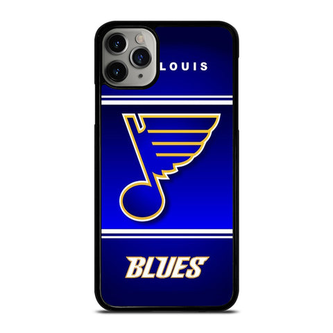 ST LOUIS BLUES ICON iPhone 11 Pro Max Case Cover