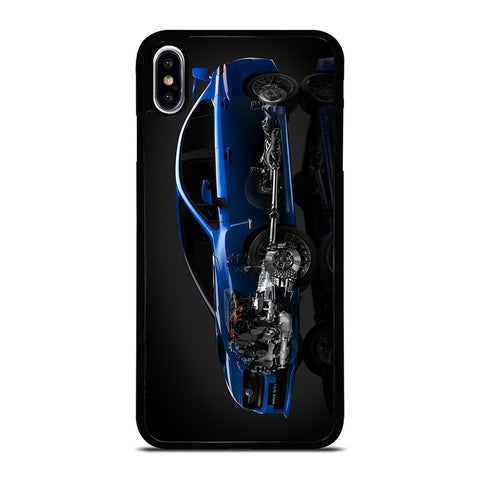 SUBARU WRX BLE CAR iPhone XS Max Case Cover