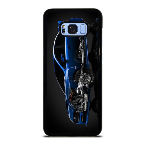 SUBARU WRX BLE CAR Samsung Galaxy S8 Plus Case Cover