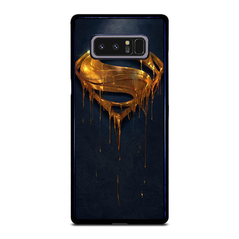 SUPERMAN GOLDEN LOGO Samsung Galaxy Note 8 Case Cover