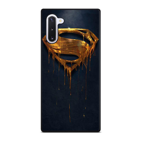 SUPERMAN GOLDEN LOGO Samsung Galaxy Note 10 Case Cover