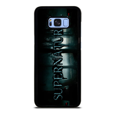 SUPERNATURAL LOGO Samsung Galaxy S8 Plus Case Cover
