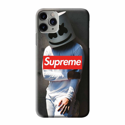 SUPREME MARSHMELLO iPhone 3D Case Cover