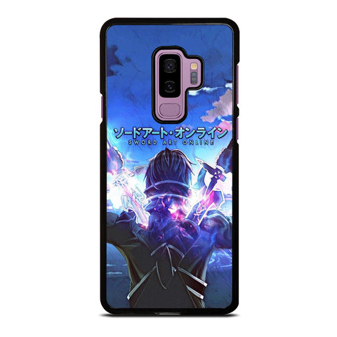SWORD ART ONLINE POSTER Samsung Galaxy S9 Plus Case Cover