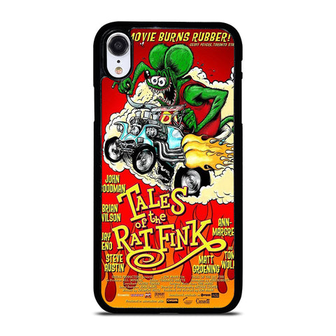 TALES OF THE RAT FINK iPhone XR Case Cover