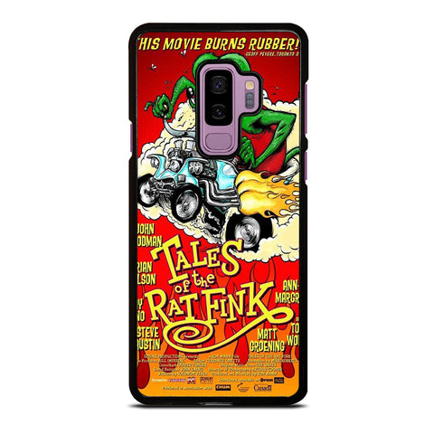 TALES OF THE RAT FINK Samsung Galaxy S9 Plus Case Cover