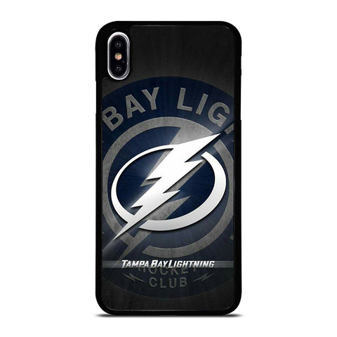 TAMPA BAY LIGHTNING LOGO iPhone XS Max Case Cover