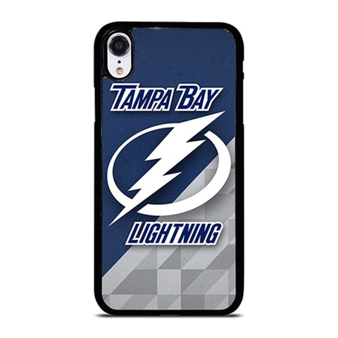 TAMPA BAY LIGHTNING NHL SYMBOL iPhone XR Case Cover