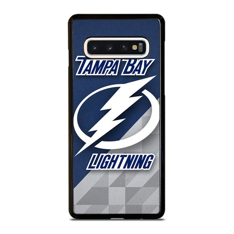 TAMPA BAY LIGHTNING NHL SYMBOL Samsung Galaxy S10 Case Cover