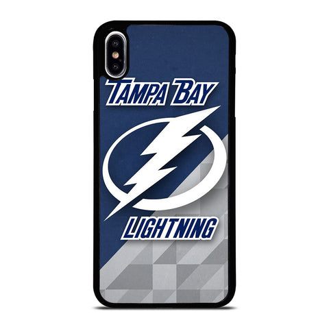 TAMPA BAY LIGHTNING NHL SYMBOL iPhone XS Max Case Cover