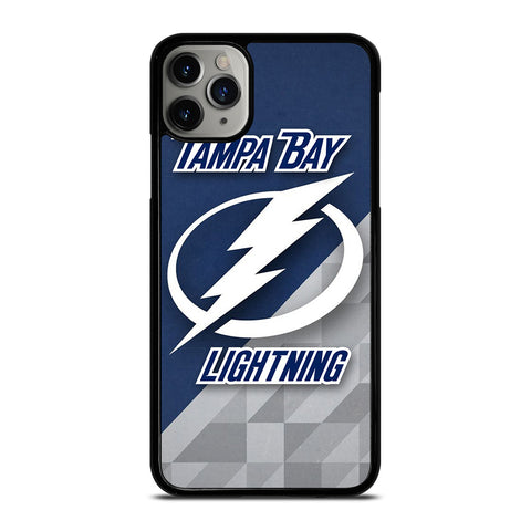 TAMPA BAY LIGHTNING NHL SYMBOL iPhone 11 Pro Max Case Cover