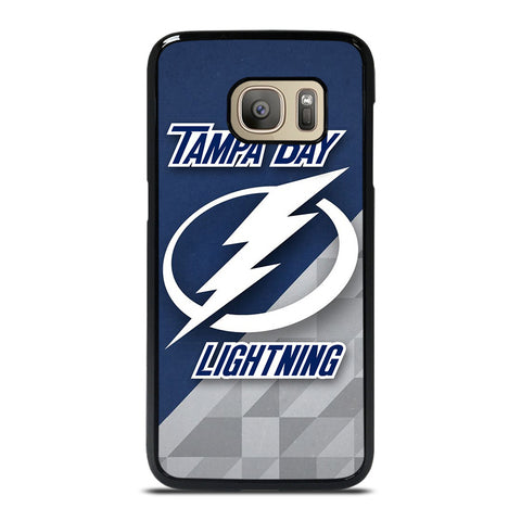 TAMPA BAY LIGHTNING NHL SYMBOL Samsung Galaxy S7 Case Cover