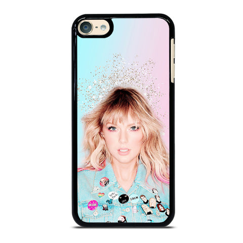 TAYLOR SWIFT CUTE iPod Touch 6 Case