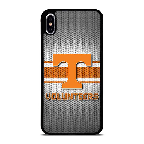 TENNESSEE UT VOLS PLATE LOGO iPhone XS Max Case Cover
