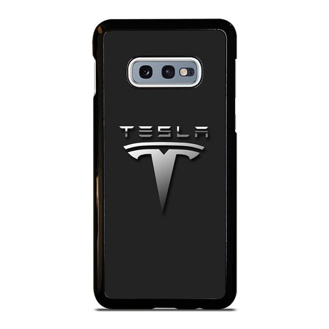 TESLA CAR LOGO Samsung Galaxy S10e Case Cover
