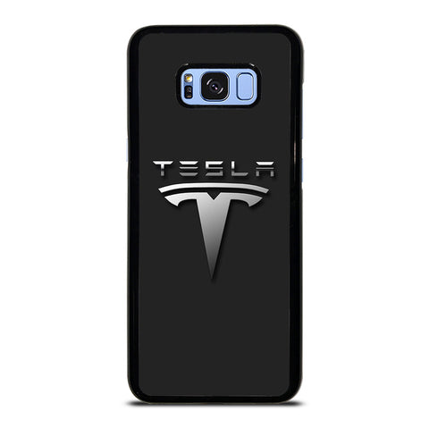 TESLA CAR LOGO Samsung Galaxy S8 Plus Case Cover