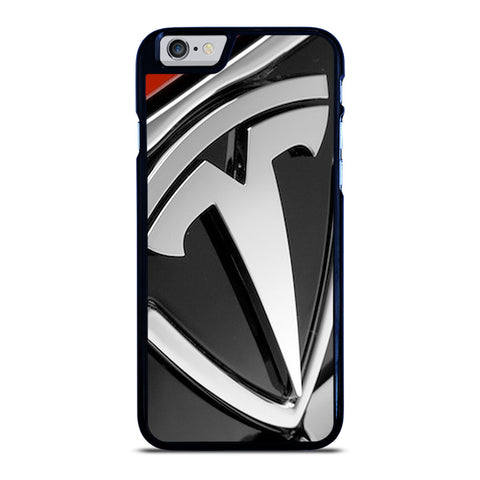 TESLA MOTOR EMBLEM LOGO iPhone 6 / 6S Case