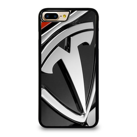 TESLA MOTOR EMBLEM LOGO iPhone 7 / 8 Plus Case Cover