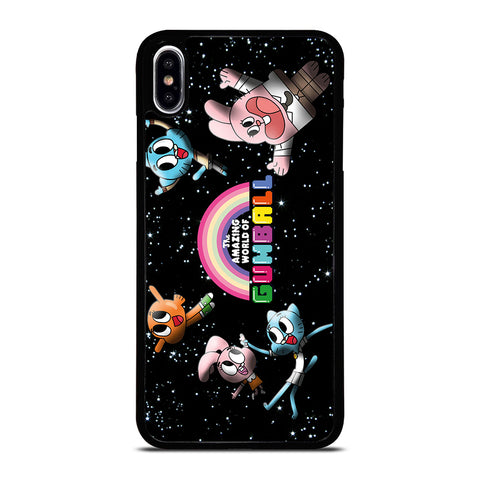 THE AMAZING WORLD OF GUMBALL 2 iPhone XS Max Case Cover