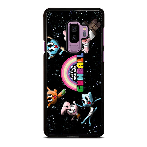 THE AMAZING WORLD OF GUMBALL 2 Samsung Galaxy S9 Plus Case Cover