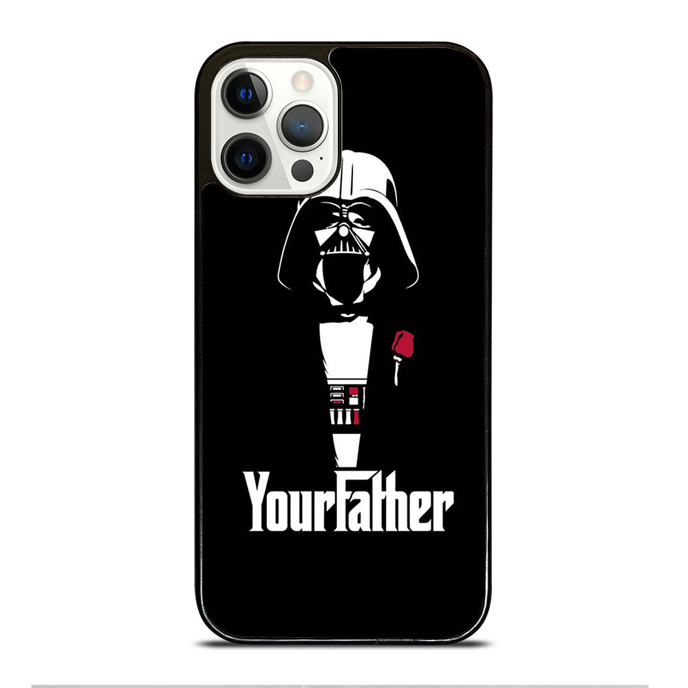 THE DARTH VADER YOUR FATHER STAR WARS iPhone 12 Pro Case Cover - Casesummer
