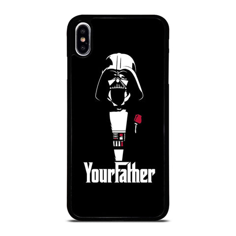 THE DARTH VADER YOUR FATHER STAR WARS iPhone XS Max Case Cover