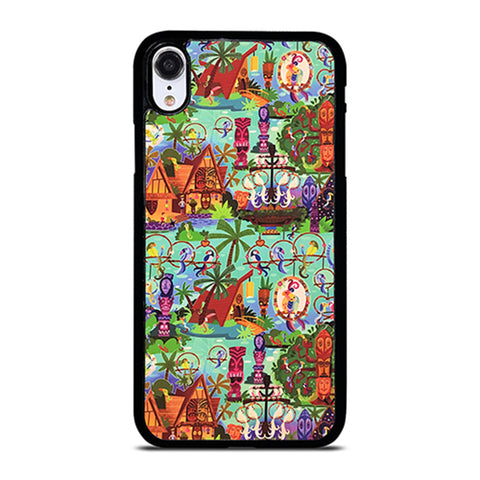 THE ENCHANTED TIKI ROOM DISNEY  2 iPhone XR Case Cover