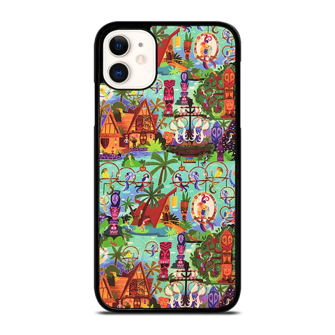 THE ENCHANTED TIKI ROOM DISNEY  2 iPhone 11 Case Cover