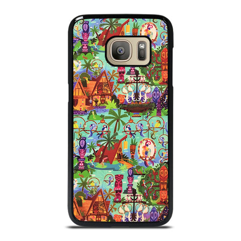 THE ENCHANTED TIKI ROOM DISNEY  2 Samsung Galaxy S7 Case Cover