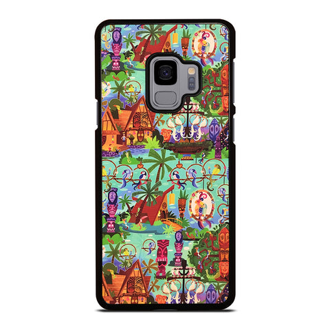 THE ENCHANTED TIKI ROOM DISNEY  2 Samsung Galaxy S9 Case Cover