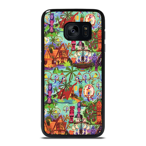 THE ENCHANTED TIKI ROOM DISNEY  2 Samsung Galaxy S7 Edge Case Cover