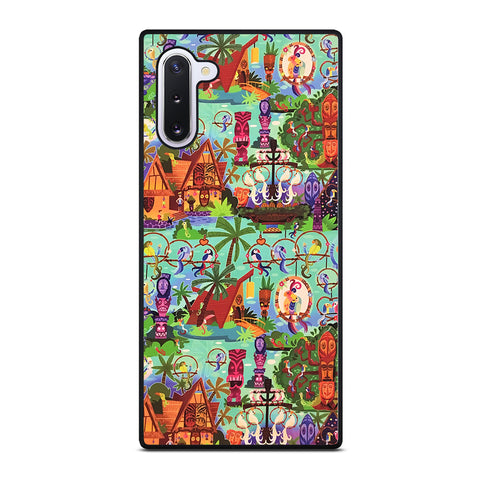 THE ENCHANTED TIKI ROOM DISNEY  2 Samsung Galaxy Note 10 Case Cover
